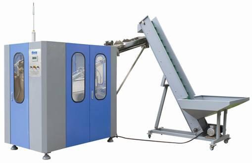 1cavity automatic blow molding machine