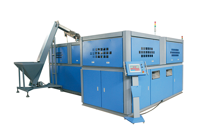 eight cavity blow molding machine
