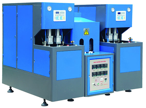 four cavity blow molding machine