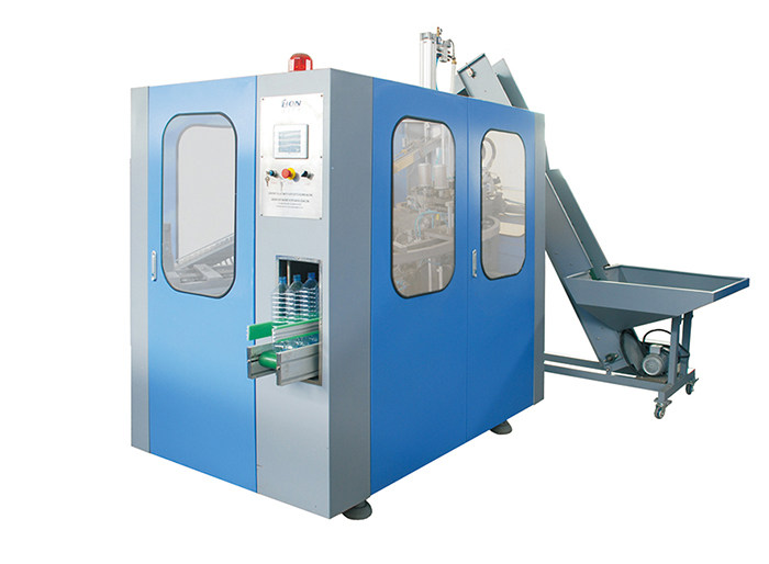two cavity blow molding machine
