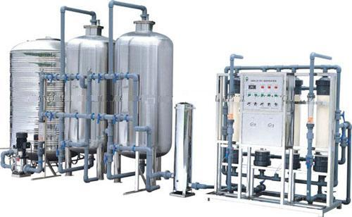 UF-1000I(10000LPH) UF WATER TREATMENT SYSTEM